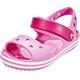 Crocs Crocband - Sandales Enfant - rose